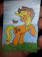 MLP Applejack by Penji