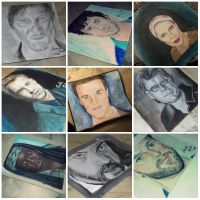 Portraits by CamilaCostaArt