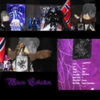 Minos collection by khrazah