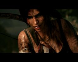 TOMB RAIDER trailer screen 17 by Sakurawhish