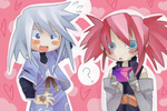 Presea and Genis by Dhui