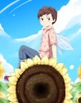 00 Sunflower Fairy by BOMB4Y
