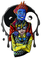 Like Yin and Yang by TristaStrange01