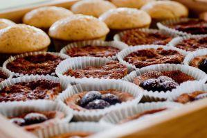 Assorted Muffins by bfrena