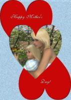 Happy Mother's Day by BrokenWings3D
