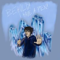 BEHOLD! by Miagola