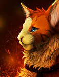 Some kitties just want to watch the world burn by lio-ns