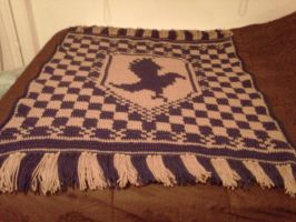 Ravenclaw Blanket by Shywalker