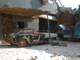 wasteland repairs by 1972corvette