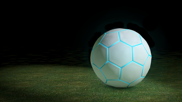 Soccer Ball by fearles357