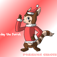 Jay the Furret by SpectrePaw