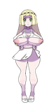 Lillie, You've Bloomed! by PaunchyPersona