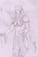 The Lady of Ithilien by PyriteWolf