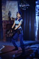 Jill Valentine's Day! by Narga-Lifestream