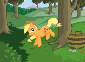 When I Was Just A Little Filly by SorcerusHorserus