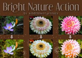 Bright Nature Action by wildflower4etrnty