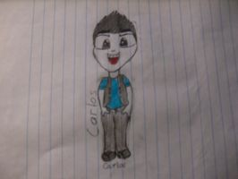 Cartoon Btr by SkyandBigTimeRush