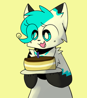 *cake time* by cookiiecats