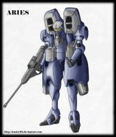 OZ-07AMS Aries by knotty02