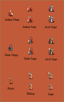 Generic Fire Emblem Sprites 5 by Great-Aether