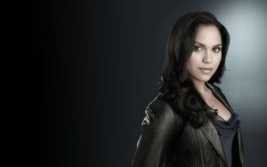 Monica Raymund 3 by Residentartist101