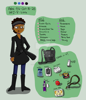 Meet the Artist! What's in my bag! by sweets-nokami