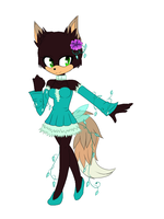 Contest Entry - Natalie clothes by KenotheWolf