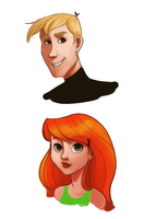 Teen Heroes by SarahFoster