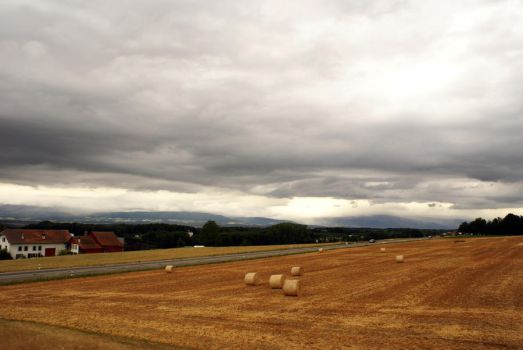 Lausanne Countryside by nemesis-fk