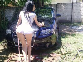 Baby you can wash my car by capitainrock2001