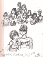 The Couples of PRI Feb 2008 by cellytron