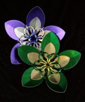 Large Scale Flower examples by Ichi-Black