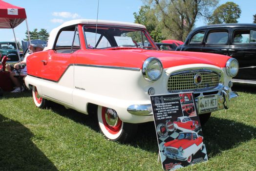 Marques At Macungie #42: Metropolitan by SwiftysGarage