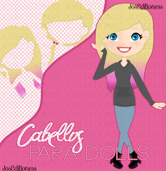 Cabellos Para Dolls by JosEditionss