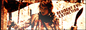 Resident Evil: Extinction by Yunie16