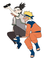 No Naruto no by BlueBerried