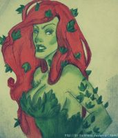 Poison ivy by Di-Darkness
