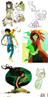 homestuck dunp by jebiblue