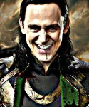 Vampire Loki - I AM the dark world by wolfgirl501