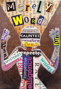 Merely Words ATC by BiSnarkian