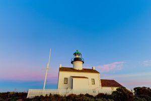 Old Point Loma Lighthouse by trevor-w