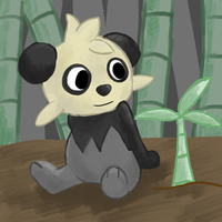 Pancham by AliceBlueMudkip