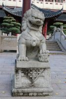 Chinese garden Stock 10 by Malleni-Stock