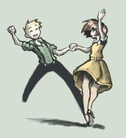 Lindy HOP by HeartGear