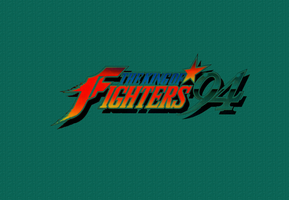 The King Of Fighters '94 by Kerochris