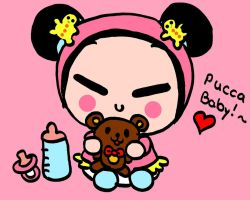 pucca baby :3 by FlopyLopez