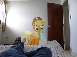 AJ Waking Me Up by EMedina13