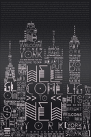 Welcome To New York Typography by broken-halves