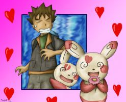 Love is only a Spinda Away... by pdutogepi