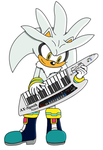 Silver With A Roland AX-Synth by Likonan